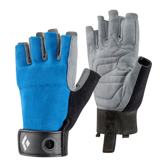 Fingerless Gloves - CRAG cobalt