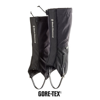Black Diamond FRONTPOINT GTX - Guêtres black