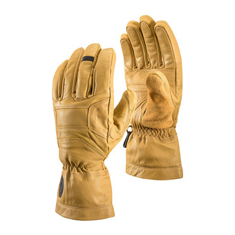Black Diamond KINGPIN - Gloves - natural