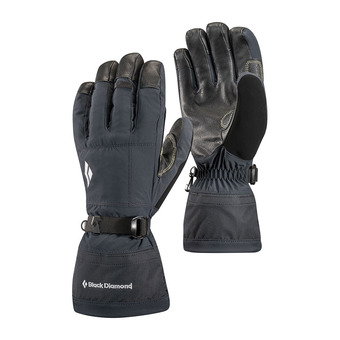 Black Diamond SOLOIST - Gants black