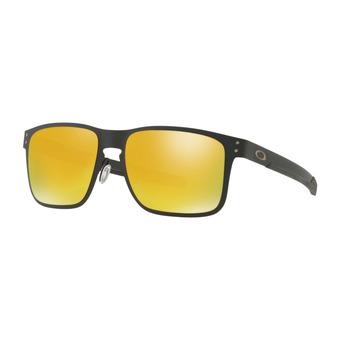 Oakley HOLBROOK METAL - Gafas de sol matte black/24k iridium