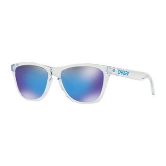 Lunettes de soleil FROGSKINS crystal clear/prizm sapphire