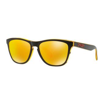 Oakley FROGSKINS - Gafas de sol matte black/fire iridium