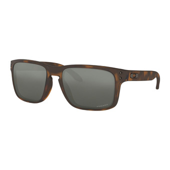 Oakley HOLBROOK - Sunglasses - matt brown tortoise/prizm black