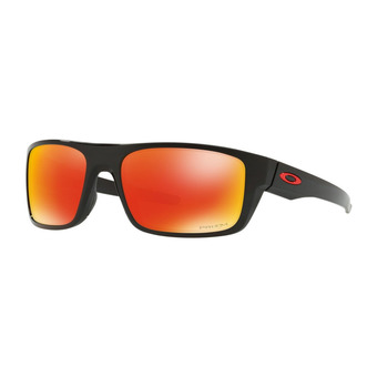 Lunettes de soleil DROP POINT polished black/prizm ruby