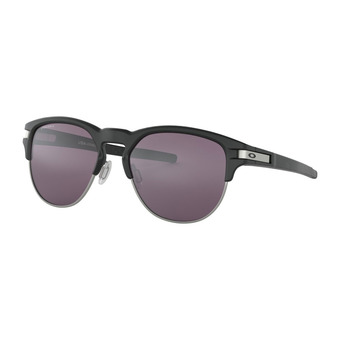 Oakley LATCH KEY - Gafas de sol matte black/prizm grey