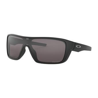Oakley STRAIGHTBACK - Gafas de sol matte black/prizm black