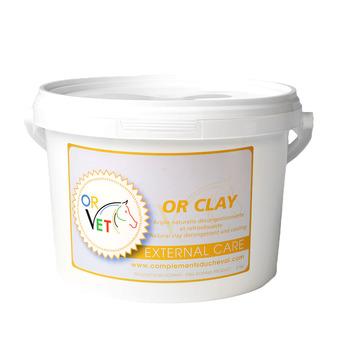 Or-Vet OR CLAY - Arcilla 2kg