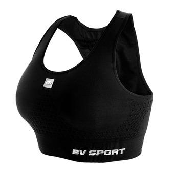 Bv Sport KEEPFIT - Sujetador deportivo mujer black