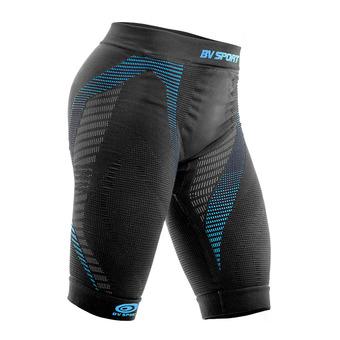 Bv Sport RTECH - Pantaloncini Donna nero/blu