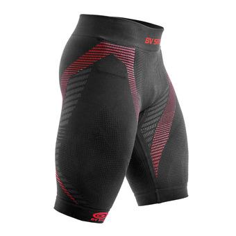 Bv Sport R-TECH - Mallas cortas negro/rojo
