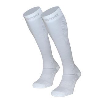 Bv Sport RECOVERY EVO - Socks - white