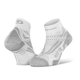 Bv Sport RSX EVO - Socks - white/grey