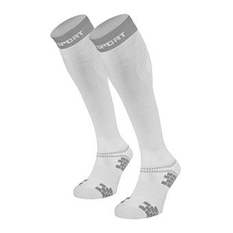 Bv Sport XLR EVO - Socks - white/grey