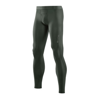 SKINS DNAmic Sport Recovery Mens Long Tights Utility Homme Utility