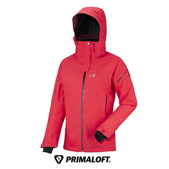 Chaqueta mujer LD WHISTLER STRETCH hibiscus/red