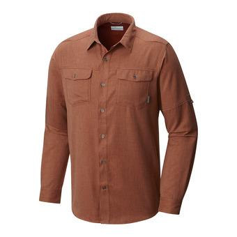 Camisa hombre PILSNER LODGE rusty heather