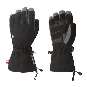 Guantes Softshell hombre INFERNO RANGE black