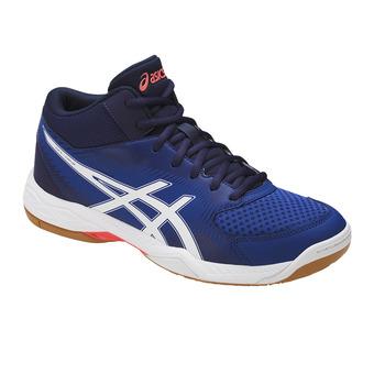 Zapatillas de voleibol hombre GEL-TASK MT limoges/white/astral aura