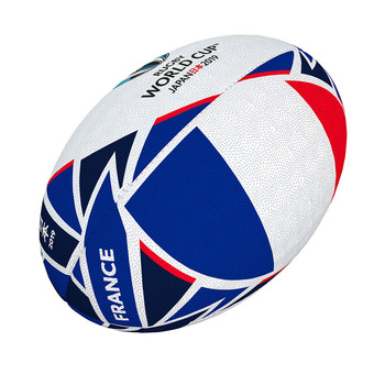 Balón FLAG RWC 2019 FRANCE