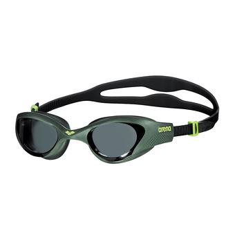 Arena THE ONE - Occhialini da nuoto smoke deep green/black
