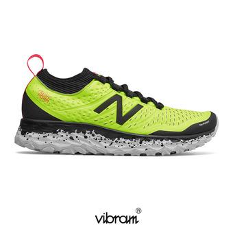 Zapatillas de trail hombr HIERRO V3 yellow/black