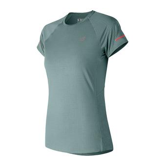 Camiseta mujer ICE 2.0 PRINTED smoke blue
