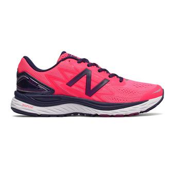New Balance SOLVI - Chaussures running Femme pink zing