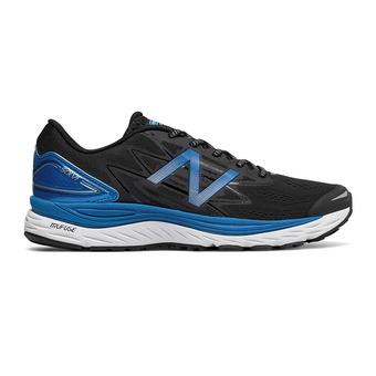 Chaussures running homme SOLVI black/blue