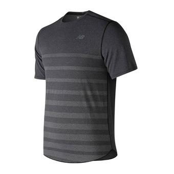 Camiseta hombre Q SPEED JACQ black heather
