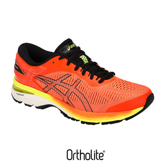 Zapatillas de running hombre GEL-KAYANO 25 shocking orange/black