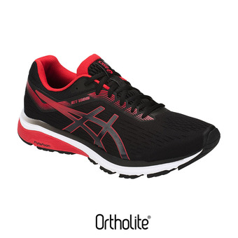 Chaussures running homme GT-1000 7 black/red alert