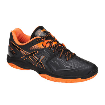 Chaussures handball homme BLAST FF black/shocking orange
