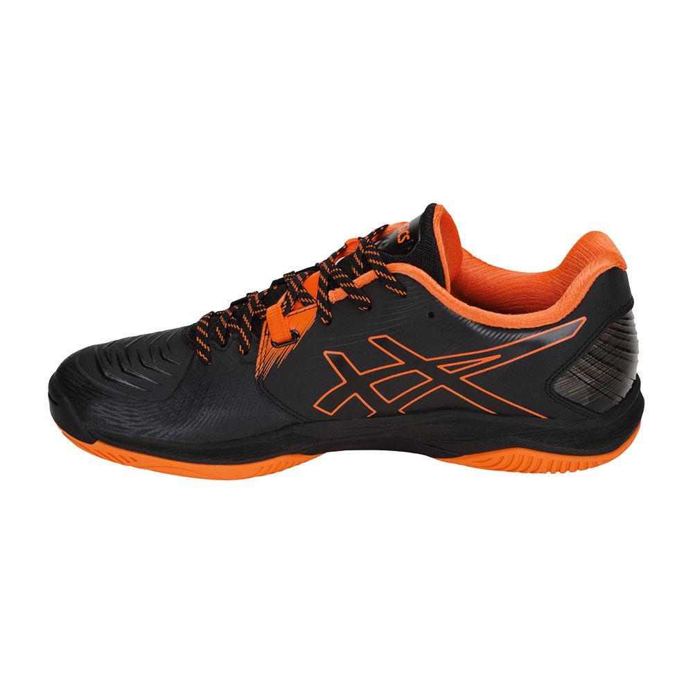 7127509692bea Chaussures handball homme BLAST FF black shocking orange - Private ...