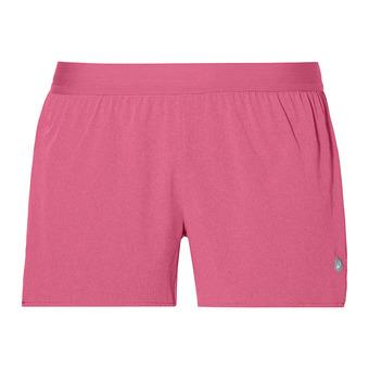 Short femme 3.5IN pixel pink heather