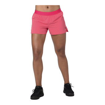 Asics 3.5IN - Short Femme pixel pink heather