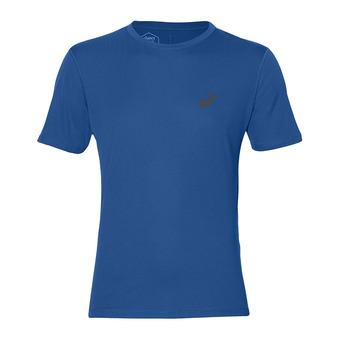 Asics SILVER - Camiseta hombre race blue