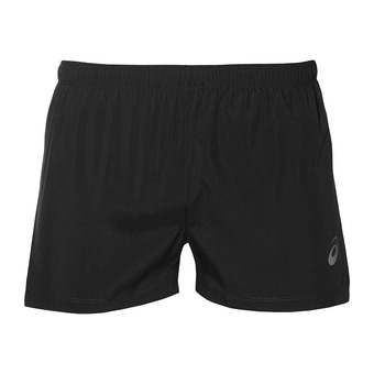 Short hombre SILVER SPLIT performance black