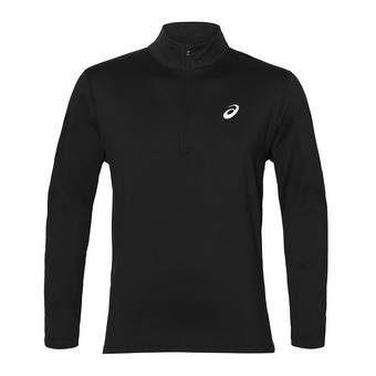 Asics SILVER WINTER - Maillot Homme performance black