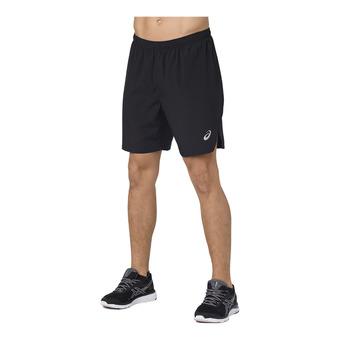 Asics SILVER - Shorts - Men's - performance black