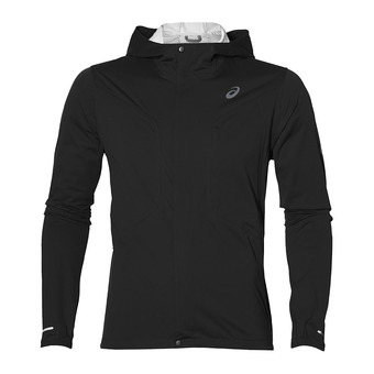 Asics ACCELERATE - Chaqueta hombre performance black