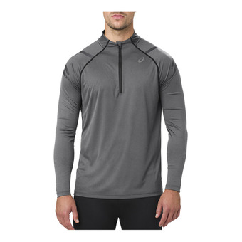 Camiseta hombre ICON dark grey heather/performance black