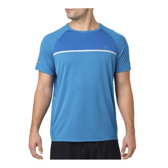 Asics SS - Camiseta hombre race blue