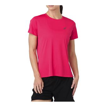 Asics SILVER - Jersey - Women's - pixel pink