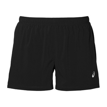 Short femme SILVER 4IN performance black