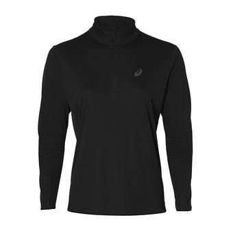 Camiseta mujer SILVER performance black
