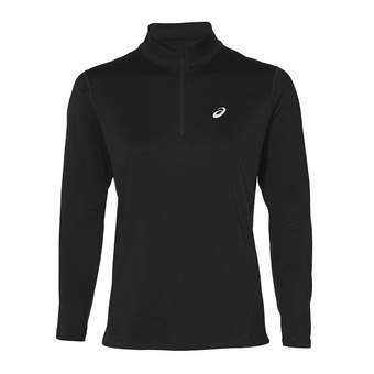 Camiseta mujer SILVER WINTER performance black