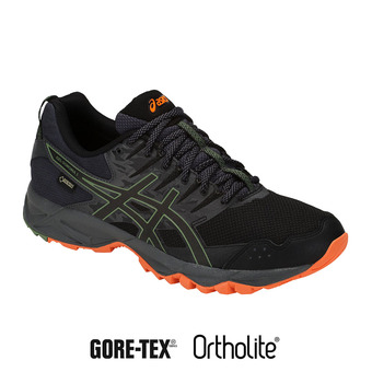 Zapatillas de trail hombre GEL-SONOMA 3 G-TX black/dark grey