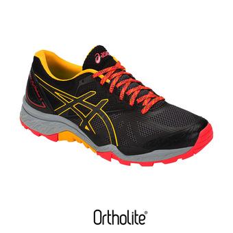 Zapatillas de trail mujer GEL-FUJITRABUCO 6 black/amber