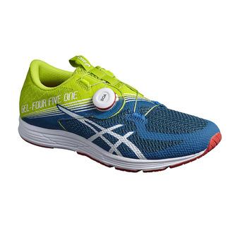 Zapatillas de running hombre GEL-451 neon lime/white